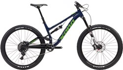 Kona Process 153 27.5 Mountain Bike 2017 - Full Suspension MTB