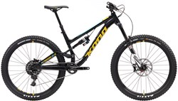 Kona Process 153 DL 27.5 Mountain Bike 2017 - Full Suspension MTB
