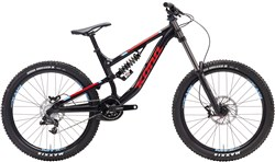 Kona Stinky 26w Mountain Bike 2017 - Full Suspension MTB