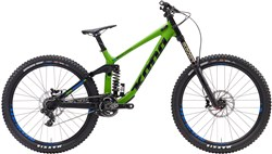 Kona Supreme Operator 27.5 Mountain Bike 2017 - Full Suspension MTB