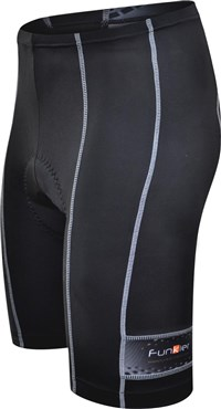 Funkier Force 10 Panel Active Cycling Shorts SS16