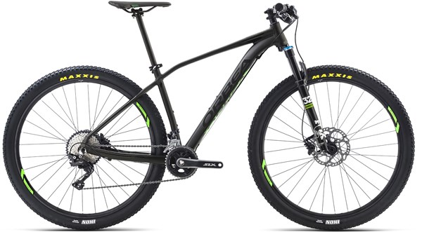 "Image of Orbea Alma H10 27.5"" Mountain Bike 2017 - Hardtail MTB"