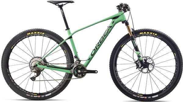 Image of Orbea Alma M10 29er Mountain Bike 2017 - Hardtail MTB