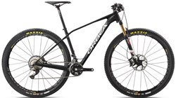 Orbea Alma M10 29er Mountain Bike 2017 - Hardtail MTB