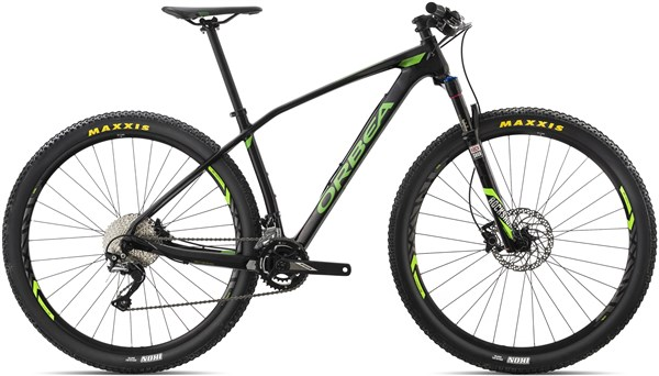 Image of Orbea Alma M50 29er Mountain Bike 2017 - Hardtail MTB