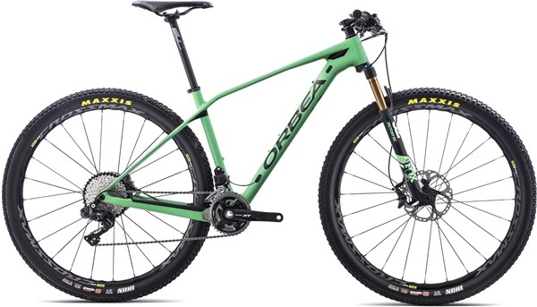 "Image of Orbea Alma M-Pro 27.5"" Mountain Bike 2017 - Hardtail MTB"