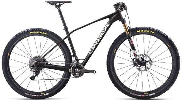 Image of Orbea Alma M-Team 29er Mountain Bike 2017 - Hardtail MTB