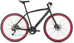 Orbea Carpe 10 2017 - Hybrid Sports Bike