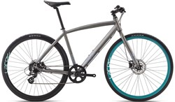 Orbea Carpe 30 2017 - Hybrid Sports Bike