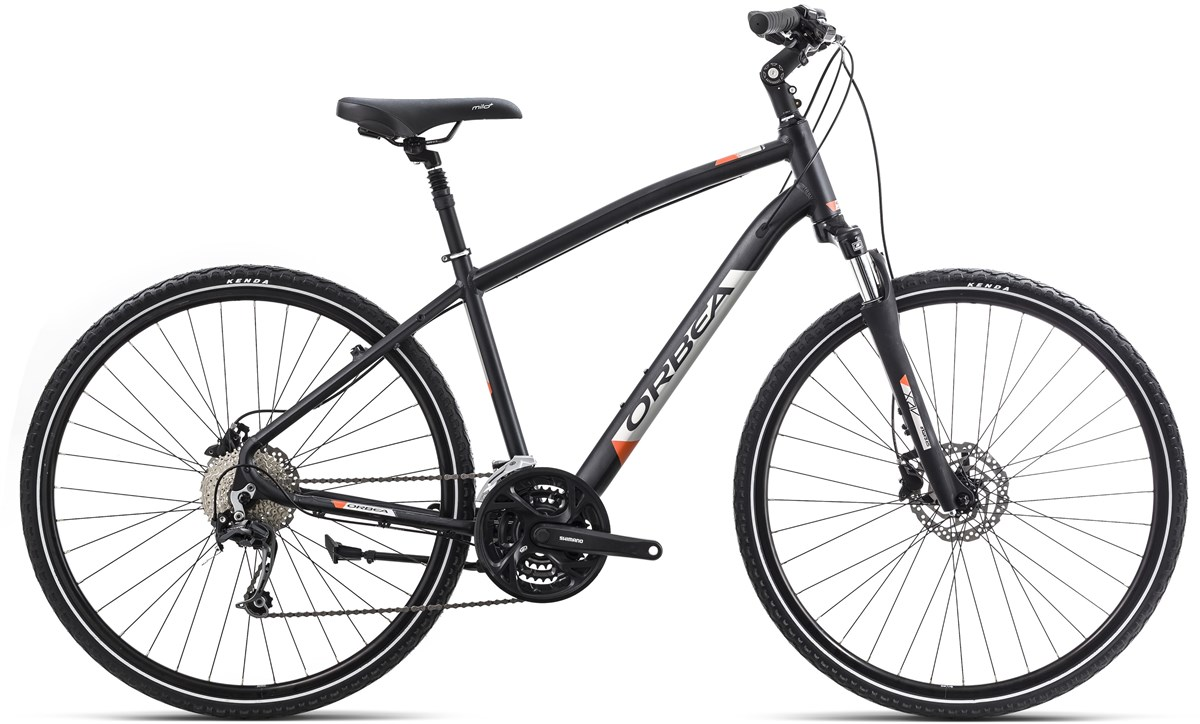 Best Hybrid Bikes Under £500 - Orbea Comfort 10 -2017