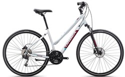 Orbea Comfort 12 2017 - Hybrid Sports Bike