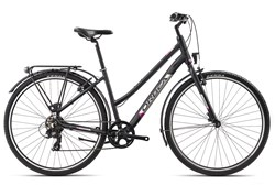 Orbea Comfort 42 Pack 2017 - Hybrid Sports Bike