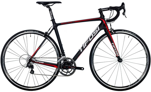 Image of Tifosi Scalare 1.1 Carbon Athena 2016 - Road Bike
