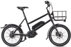 Orbea Katu E 10 LR 2017 - Electric Bike