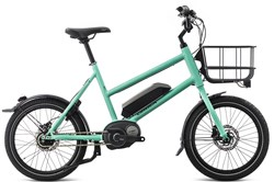 Orbea Katu E 20 LR 2017 - Electric Bike