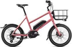 Orbea Katu E 30 LR 2017 - Electric Bike