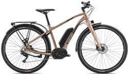 Orbea Keram Asphalt 10 LR 2017 - Electric Bike