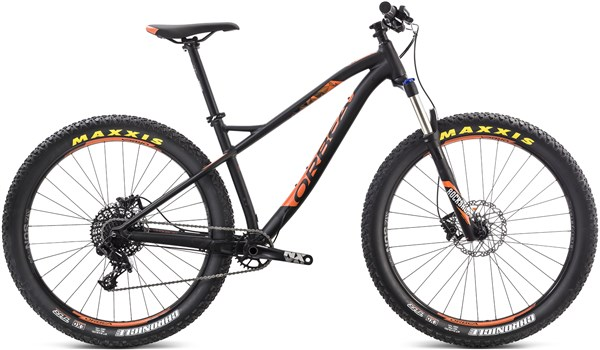 "Image of Orbea Loki 27+ H20 27.5"" Mountain Bike 2017 - Hardtail MTB"