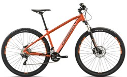 "Orbea MX 20 27.5"" Mountain Bike 2017 - Hardtail MTB"