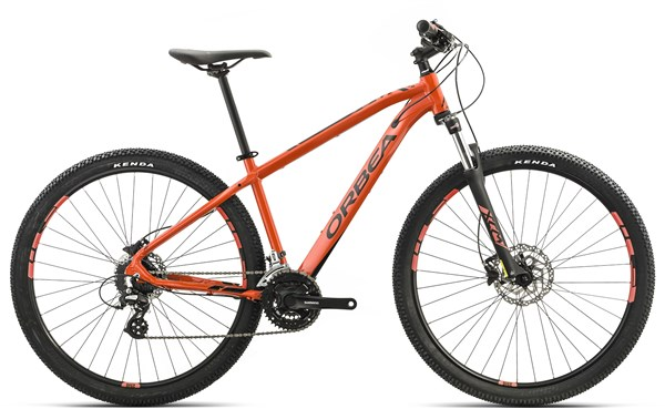Image of Orbea MX 40 29er Mountain Bike 2017 - Hardtail MTB
