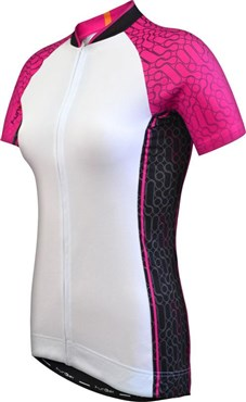 Funkier Atheni Womens Active Short Sleeve Jersey SS17