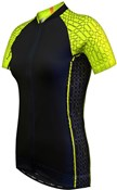 Funkier Atheni Womens Active Short Sleeve Jersey SS16