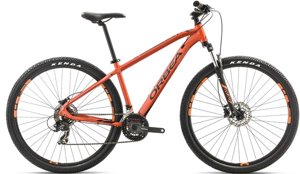 Orbea MX 50 29er Mountain Bike 2017 - Hardtail MTB