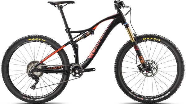 "Image of Orbea Occam AM H10 27.5"" Mountain Bike 2017 - Full Suspension MTB"