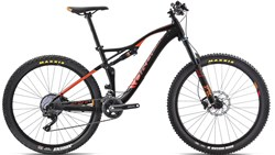 "Orbea Occam AM H30 27.5"" Mountain Bike 2017 - Full Suspension MTB"