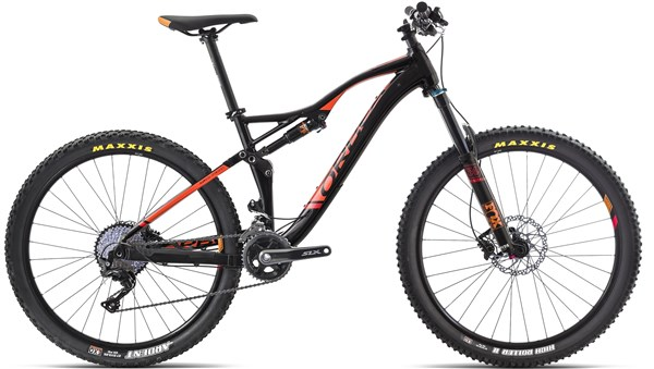 "Image of Orbea Occam AM H30 27.5"" Mountain Bike 2017 - Full Suspension MTB"