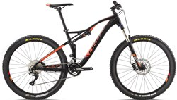 "Orbea Occam AM H50 27.5"" Mountain Bike 2017 - Trail Full Suspension MTB"
