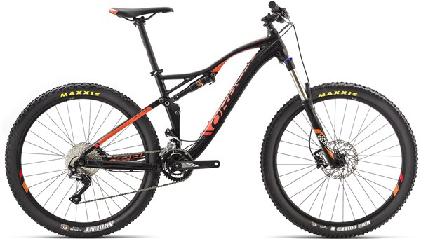 "Image of Orbea Occam AM H50 27.5"" Mountain Bike 2017 - Full Suspension MTB"