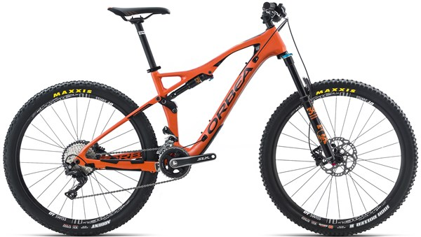 "Image of Orbea Occam AM M30 27.5"" Mountain Bike 2017 - Full Suspension MTB"