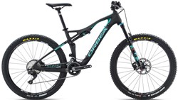 "Orbea Occam AM M30 27.5"" Mountain Bike 2017 - Full Suspension MTB"
