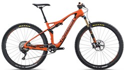 Orbea Occam TR M10 29er Mountain Bike 2017 - Full Suspension MTB