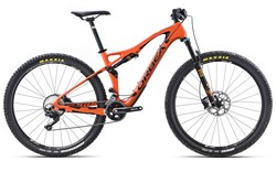Orbea Occam TR M30 29er Mountain Bike 2017 - Full Suspension MTB