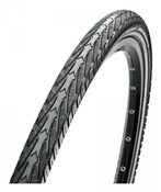 "Product image for Maxxis Overdrive Folding MS MaxxShield 27.5"" / 650B Hybrid Tyre"