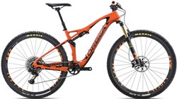 Orbea Occam TR M-LTD 29er Mountain Bike 2017 - Full Suspension MTB
