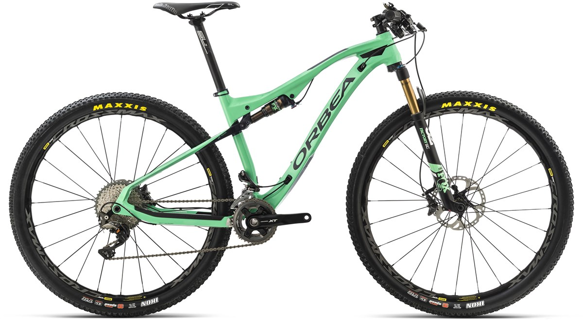 Orbea Oiz M10 27.5in Mountain Bike 2017 - XC Full Suspension MTB