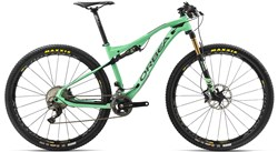 "Orbea Oiz M10 27.5"" Mountain Bike 2017 - XC Full Suspension MTB"