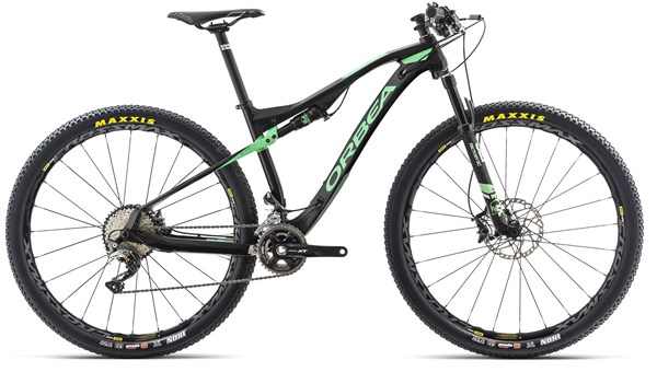 Image of Orbea Oiz M20 29er Mountain Bike 2017 - Full Suspension MTB