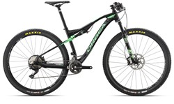Orbea Oiz M30 29er Mountain Bike 2017 - Full Suspension MTB