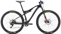 Orbea Oiz M50 29er Mountain Bike 2017 - Full Suspension MTB