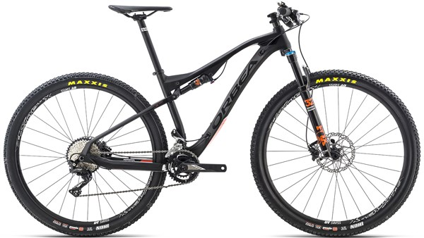 Image of Orbea Oiz M50 29er Mountain Bike 2017 - Full Suspension MTB
