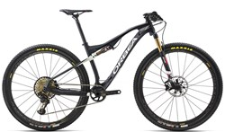 "Orbea Oiz M-LTD 27.5"" Mountain Bike 2017 - Full Suspension MTB"