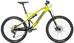 "Orbea Rallon X30 27.5"" Mountain Bike 2017 - Enduro Full Suspension MTB"