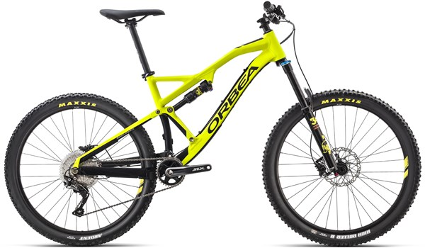 "Orbea Rallon X30 27.5"" Mountain Bike 2017 - Full Suspension MTB"