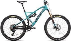 "Orbea Rallon X-Team 27.5"" Mountain Bike 2017 - Enduro Full Suspension MTB"
