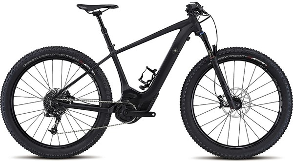 "Image of Specialized Turbo Levo Hardtail Comp CE 6Fattie 27.5""  Mountain Bike 2017 - Hardtail MTB"