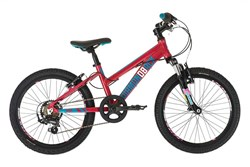 DiamondBack Elios 20 HT Girls 20W 2017 - Kids Bike